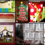Frugal or Fancy Christmas Advent Calendars