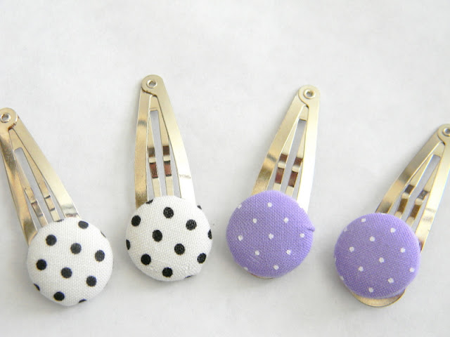 From Bows to Button Hair Clips - Inspired by Family
