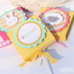 Party Favors: Lollipop Covers