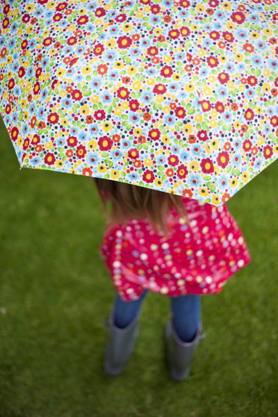Snapshot Sunday: April Showers