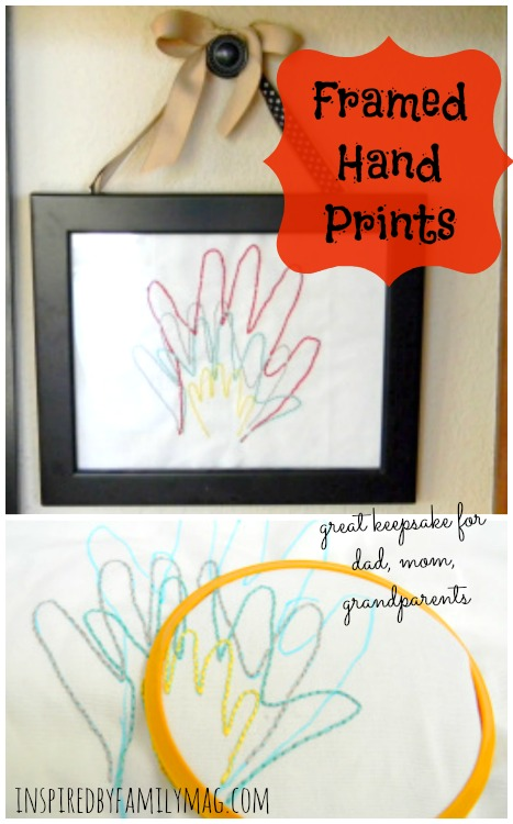 handprint gift idea