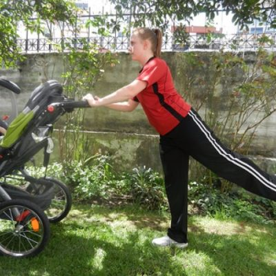Stroller Fitness Craze Part 1