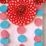 Patriotic Confetti Bunting