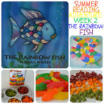 Summer Reading Adventure- Week 2- The Rainbow Fish