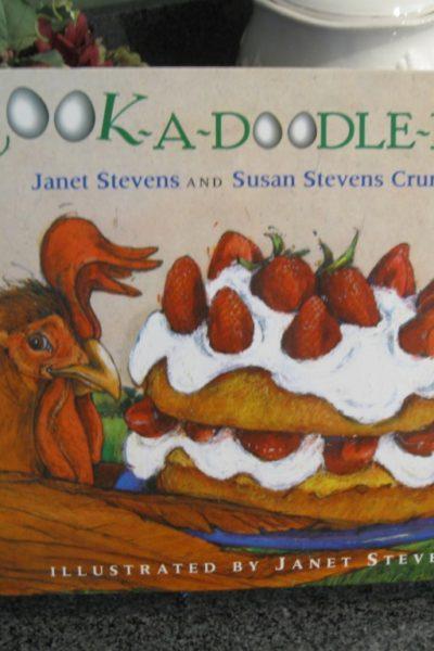 Summer Reading Adventure: Cook-A-Doodle-Doo