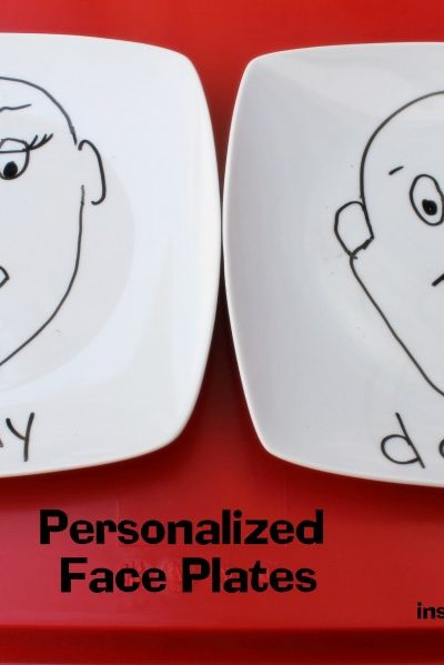 DIY Personalized Face Plates