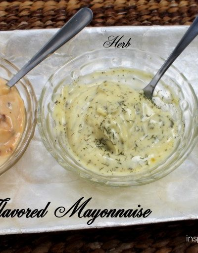 Artisan Flavored Mayonnaise