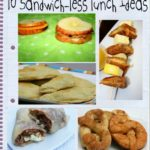 10 Sandwich-Less Lunch Ideas