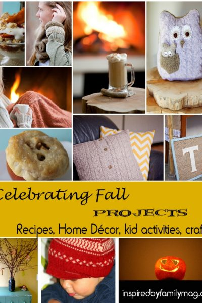 Best of Fall Projects: Recipes, Crafts, Home Decor & More