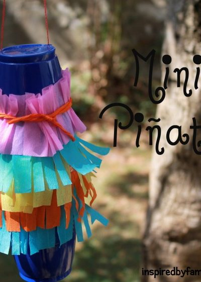 DIY Mini Piñata