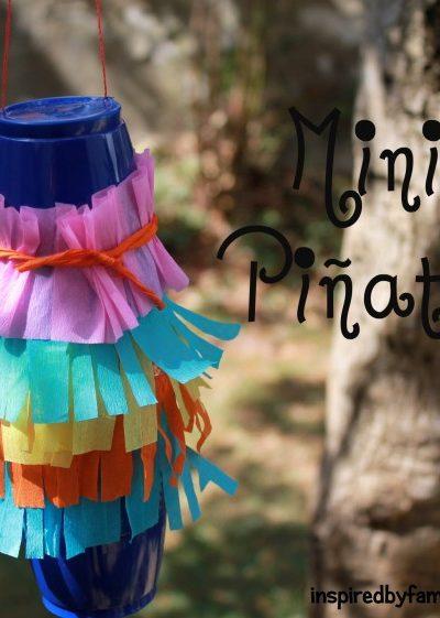 DIY Mini Piñata