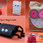 Fall Paper Bag Crafts