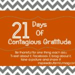 21 Days of Gratitude – A Challenge for the Whole Family