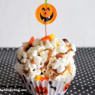 Deliciously Healthy Popcorn Balls