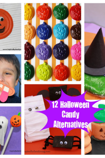 12 Halloween Candy Alternatives