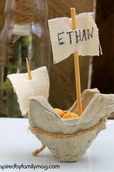 Thanksgiving Craft Idea: Mayflower Ship