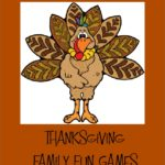 10 Thanksgiving Family Fun Games