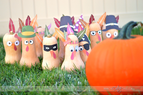 turkey bowling