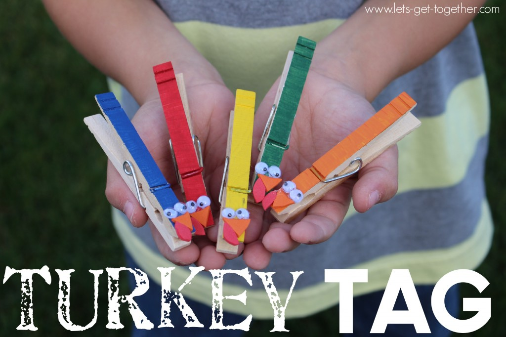 turkey tag
