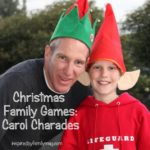 Christmas Family Games: Christmas Carol Charades