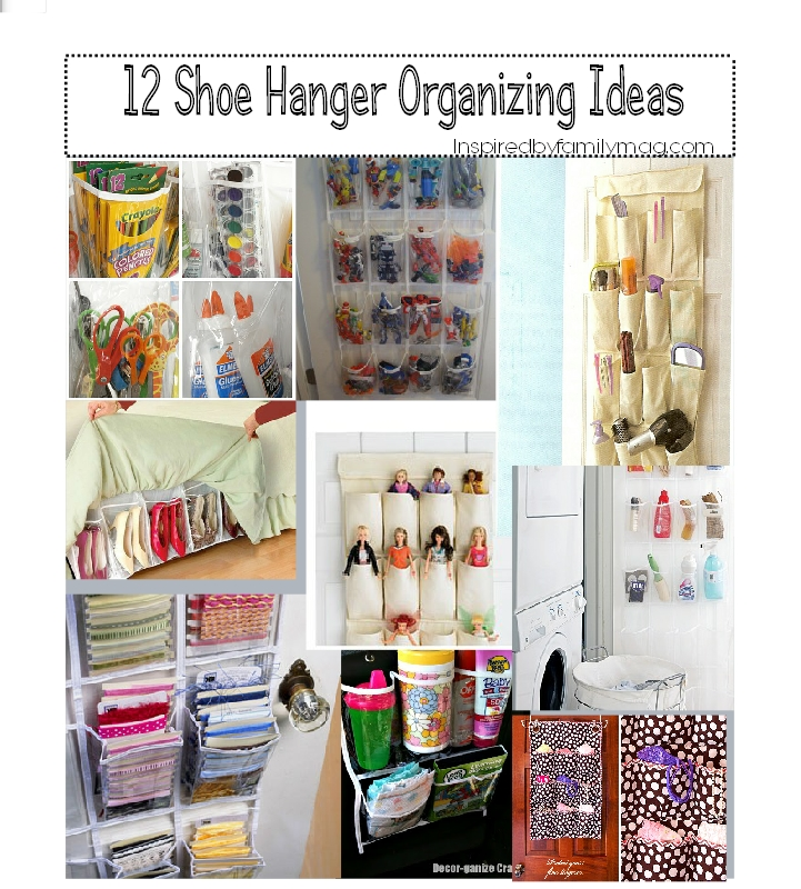 Organize your home ways to declutter using pocket organizers