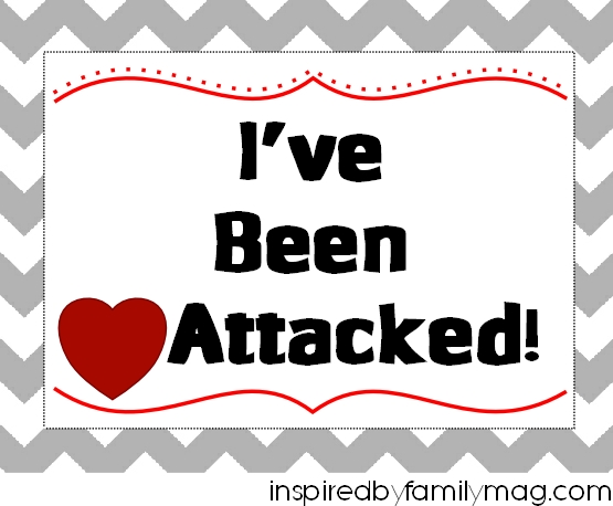 valentines day heart attacked