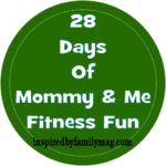 28 Days of Fitness Fun with Your Kids