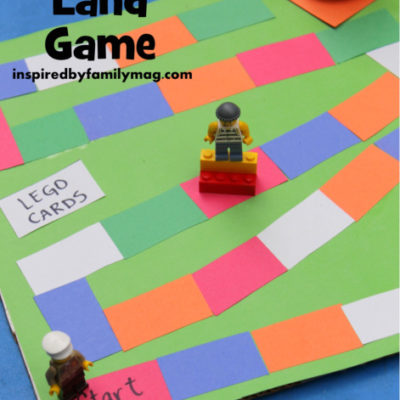 DIY LEGO Game