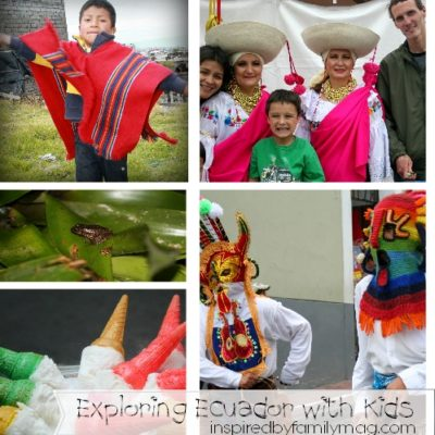 Fun Facts: Exploring Ecuador with Kids
