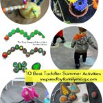 The Best Summer Toddler Activities & Our Funny Toddler Story