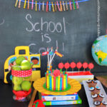Back to School Party: Dessert Social