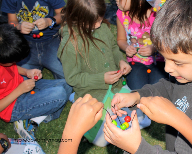 friendship bracelets for the first day of school