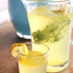 Minty Lemonade Punch