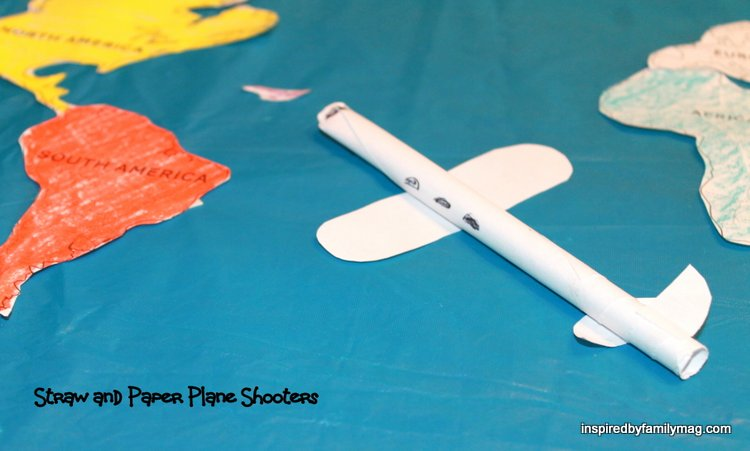 paper airplane shooters