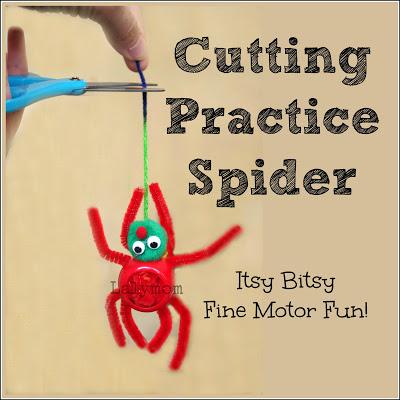cutting practice spider
