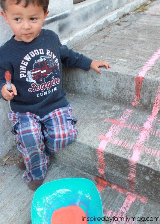 diy chalk