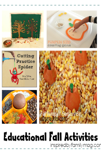 8 Educational Fall Activities for Kids