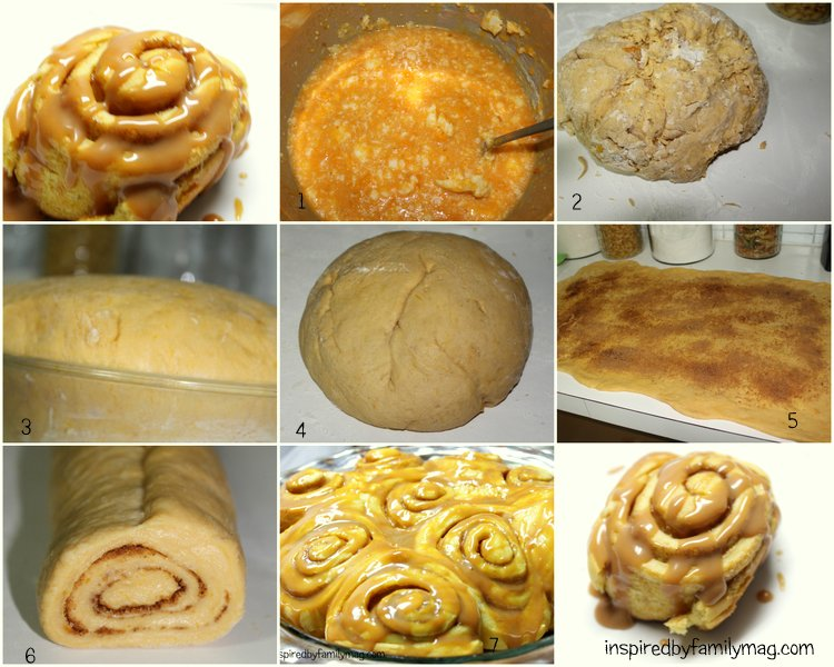 how to make cinnamon rolls recipe