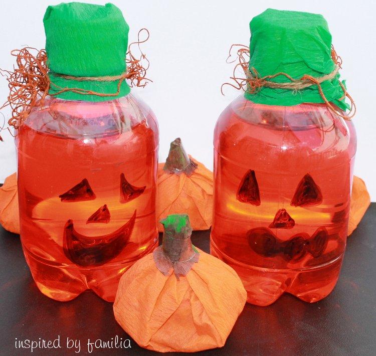 pumpkin drinks party idea
