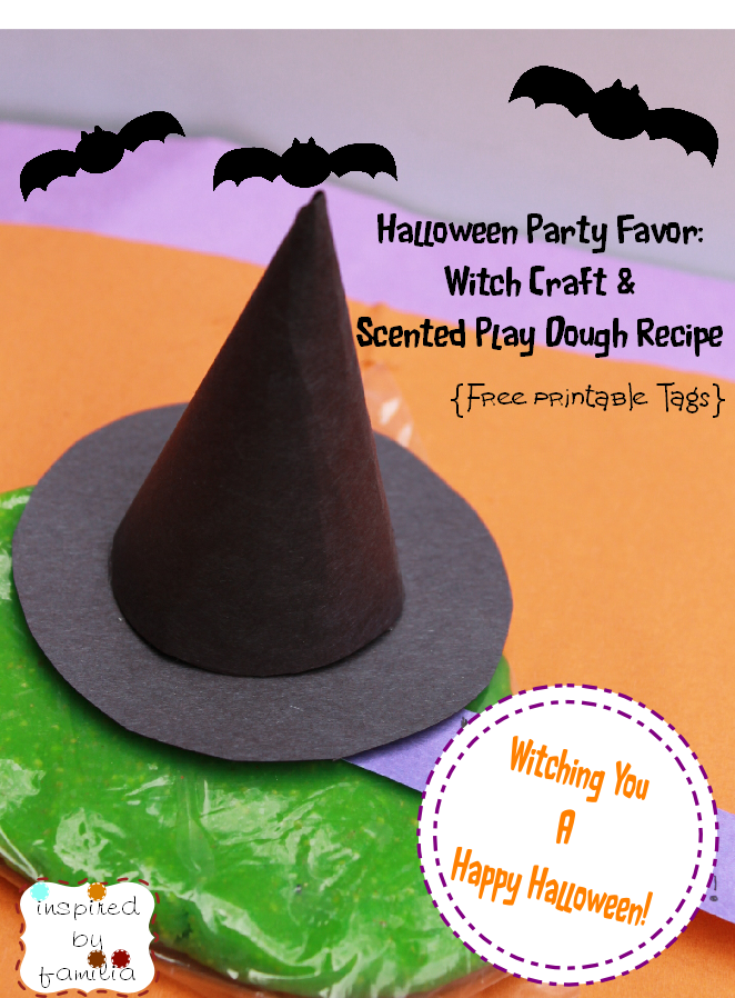 diy halloween party favor