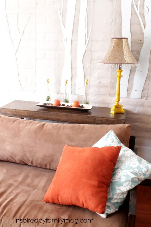 Fall Home Decor on a budget
