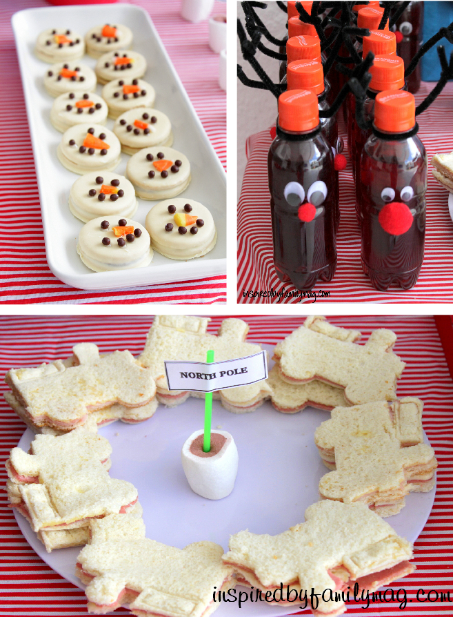 Polar Express Birthday Party - Inspired by Family