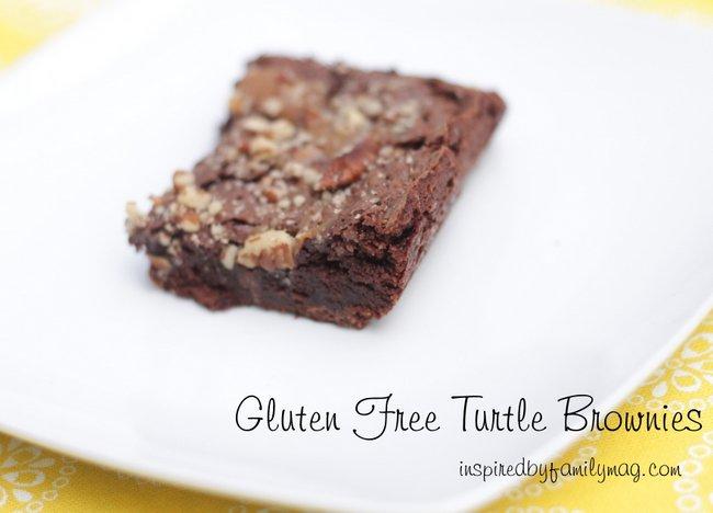 turtle brownies