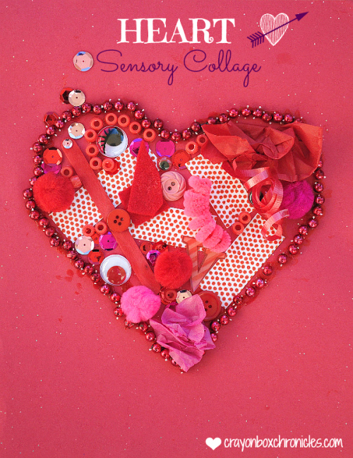 valentine's day kid craft