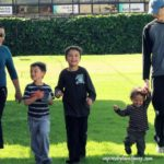 How We Started a Family Running Club
