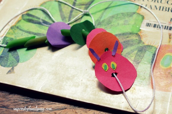 The Hungry Caterpillar Crafts