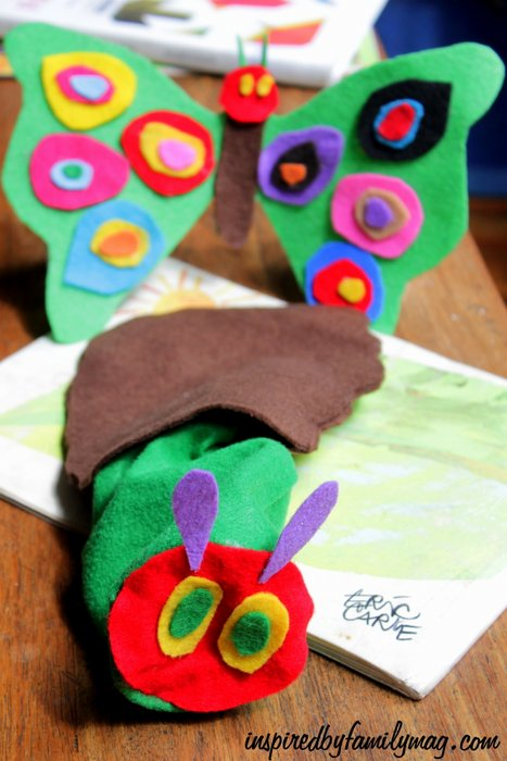 The Hungry Caterpillar Activities