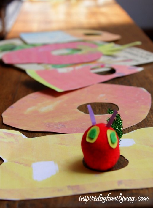 The Hungry Caterpillar Activitites