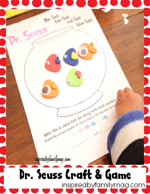 dr. seuss game and craft