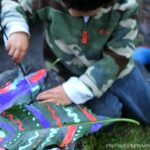 Camping with Kids Activities & Crafts